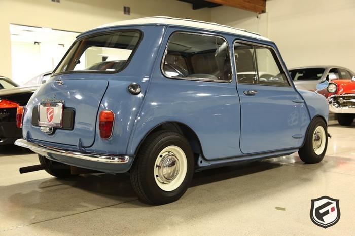 1967 Morris Mini Cooper S Mini 1275 Cooper S