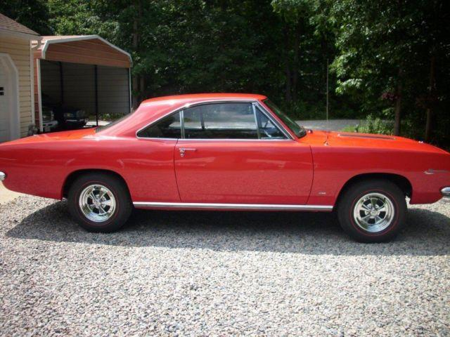 1967 Plymouth Barracuda Notchback - Competely Restored