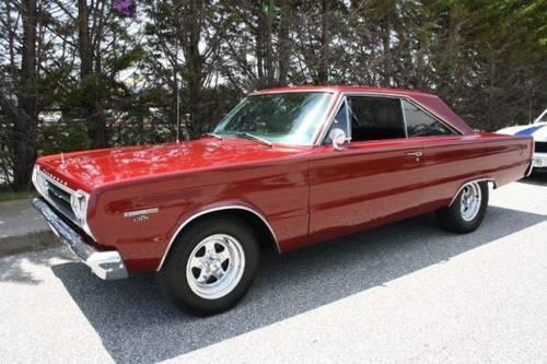 1967 Plymouth Belvedere GTX Clone for Sale in Kittrell ...