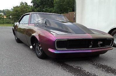 1967 prostreet drag camaro for sale in hillsboro virginia classified. Black Bedroom Furniture Sets. Home Design Ideas