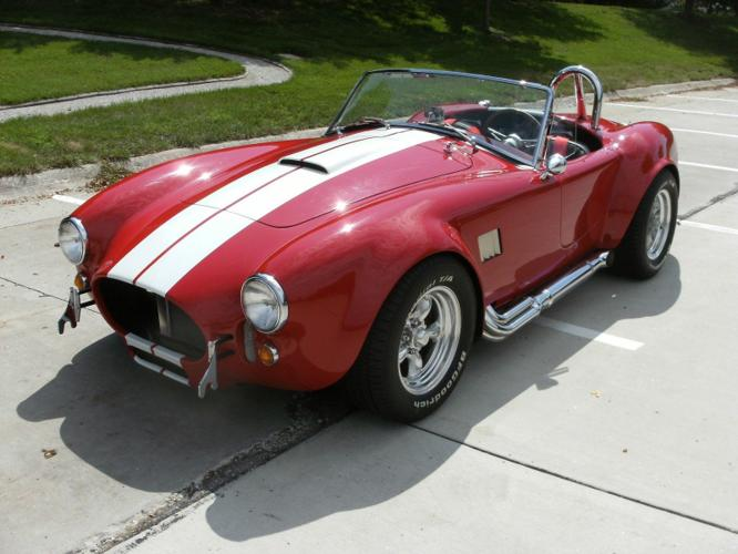 1967 Shelby Cobra 351 Windsor V8 Replica