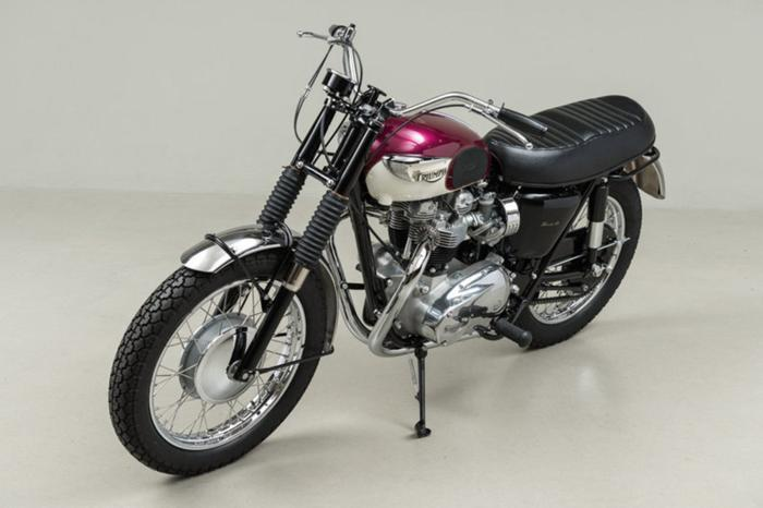 1967 Triumph T 120 TT Price On Request