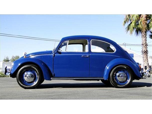 1967 Volkswagen Beetle For Sale In Escondido California