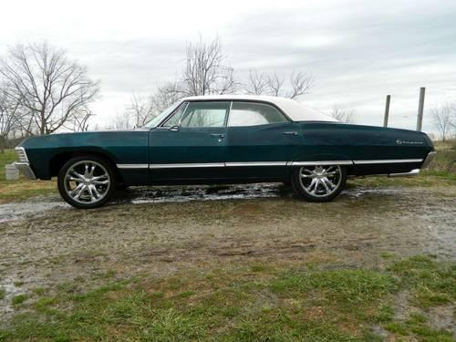 67 Chevy Impala 4 Door for Sale