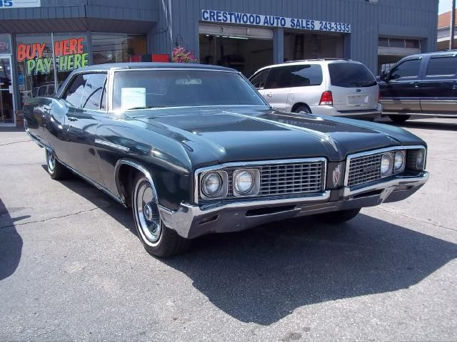 1968 Buick Electra 225 For Sale In Crestwood Kentucky