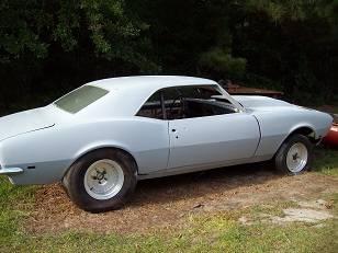 1968 camaro drag car for sale in bassetts creek alabama classified. Black Bedroom Furniture Sets. Home Design Ideas