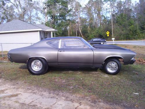 1968 Chevelle Drag Car Roller For Sale In Cantonment