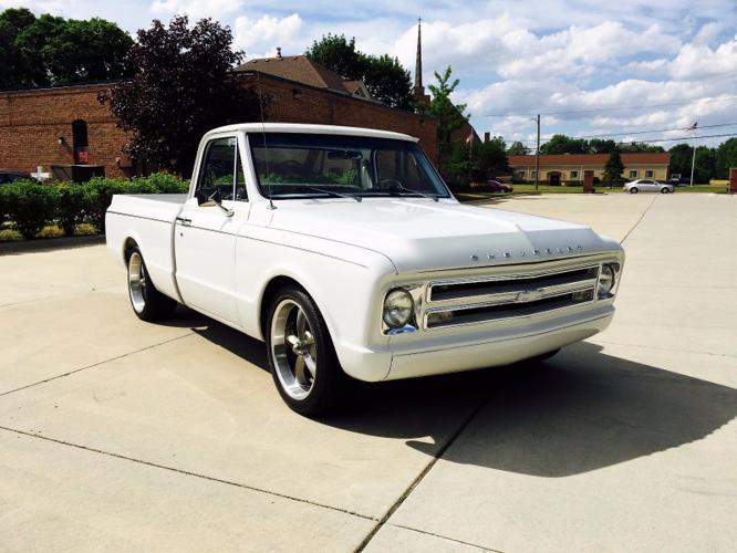 1968 chevrolet c 10 pickup white for sale in portland for Primasing motors lebanon or