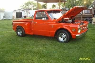 1968 Chevrolet C10 Stepside Classic Truck In Norfield Wv For Sale