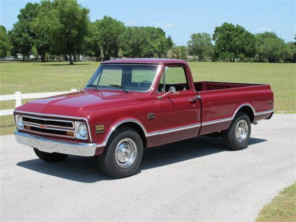 1968 Chevrolet C20 For Sale In Orlando Florida Classified