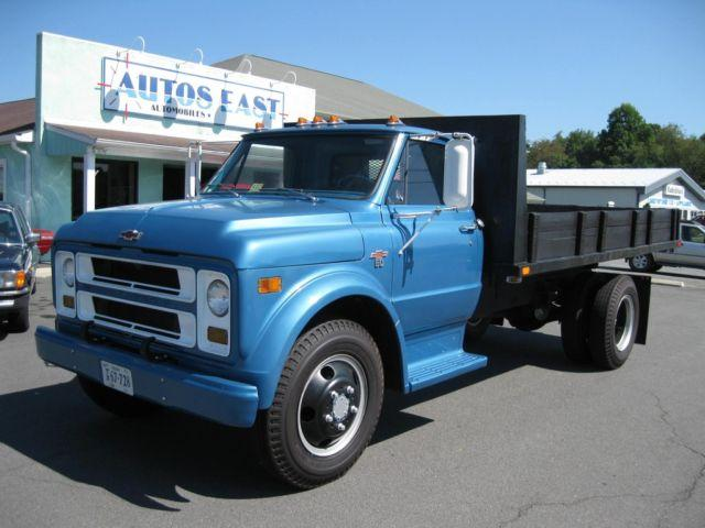 1968 Chevrolet C50 Dump Bed, Low Miles, Very Nice u0026 Ready To Work! for Sale in Madison, Virginia ...