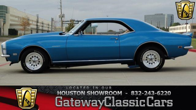 1968 chevrolet camaro 250hou for sale in houston texas classified. Black Bedroom Furniture Sets. Home Design Ideas