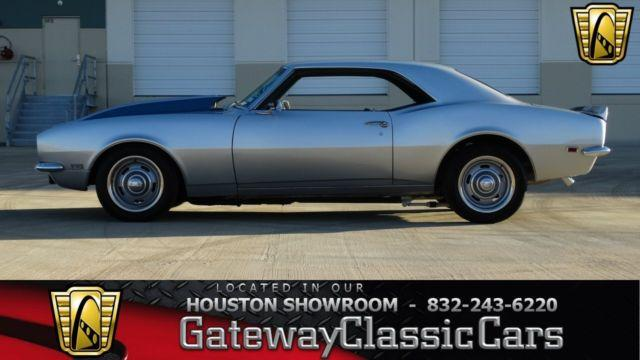 1968 Chevrolet Camaro 323hou For Sale In Houston Texas