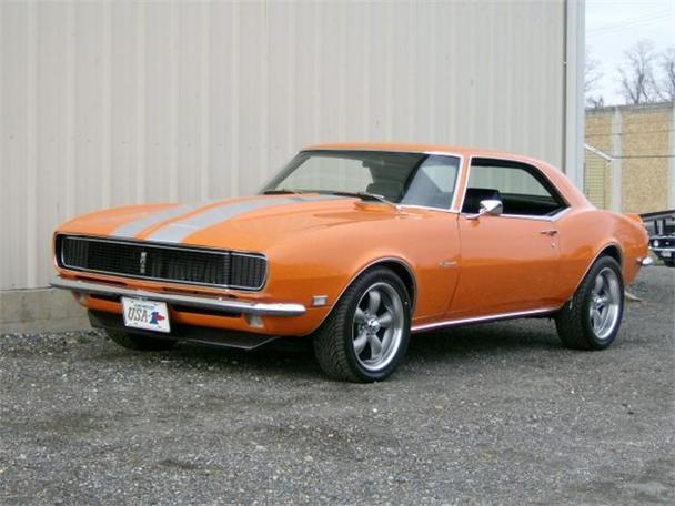 1968 Chevrolet Camaro For Sale In Linthicum Maryland