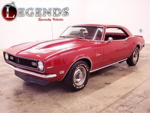 1968 chevrolet camaro for sale in indiana pennsylvania classified. Black Bedroom Furniture Sets. Home Design Ideas