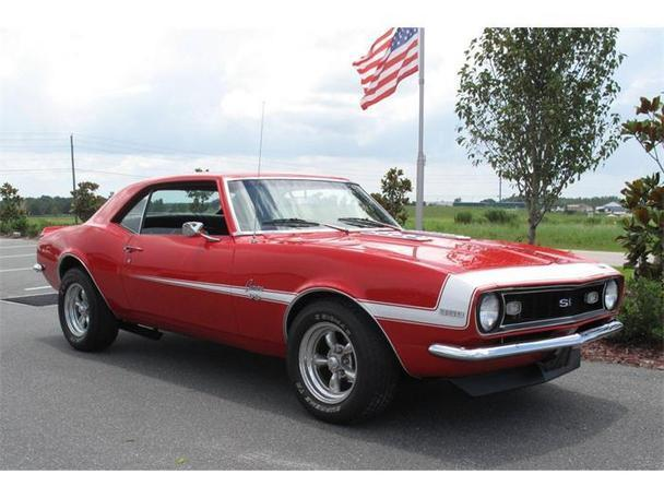 1968 chevrolet camaro for sale in ocala florida classified. Black Bedroom Furniture Sets. Home Design Ideas