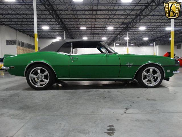 1968 Chevrolet Camaro Convertible 120hou For Sale In