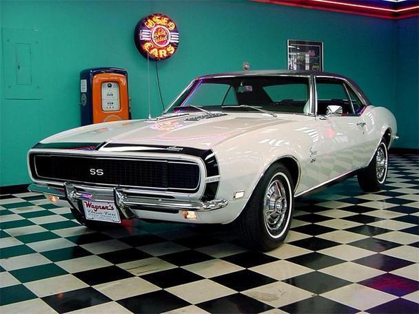 1968 Chevrolet Camaro Rs Ss For Sale In Bonner Springs