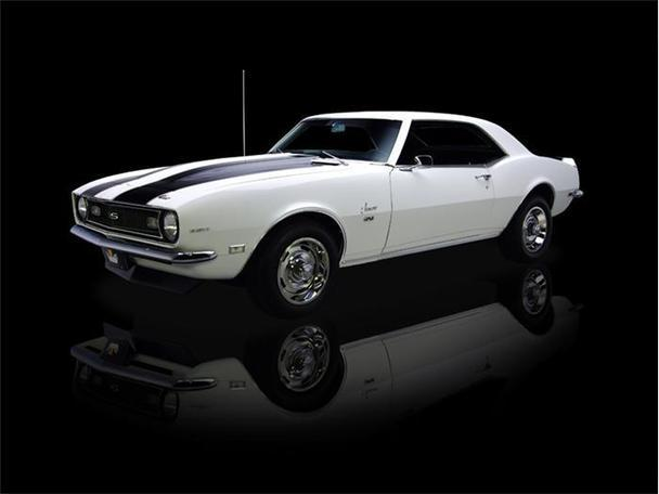 1968 Chevrolet Camaro Ss For Sale In Charlotte North