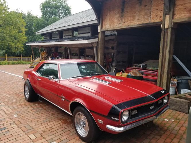 1968 Chevrolet Camaro Ss396 For Sale In Concord