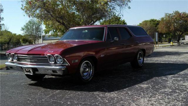 1968 chevy chevelle malibu - photo #23