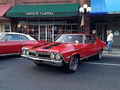 1969 Chevelle Ss For Sale In Virginia   Upcomingcarshq.com