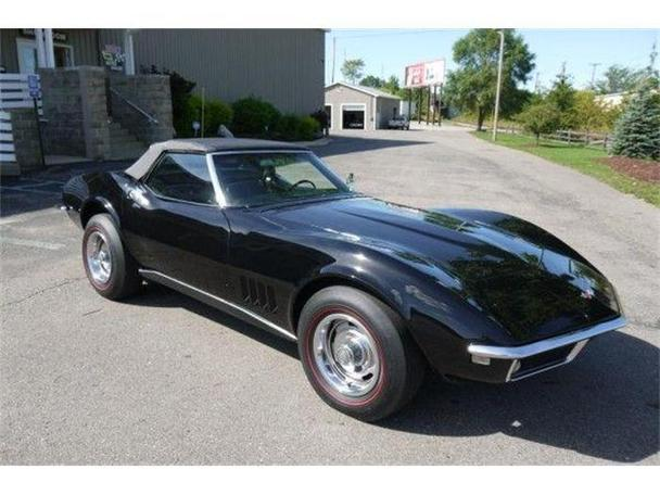 1968 chevrolet corvette for sale in lansing michigan classified. Black Bedroom Furniture Sets. Home Design Ideas