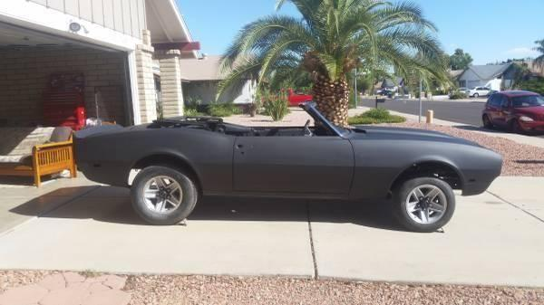 1968 chevy camaro for sale az for sale in phoenix