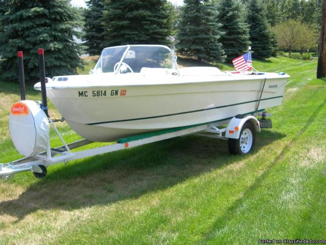 1968 correct craft for sale in battle creek michigan for Correct craft trailer parts