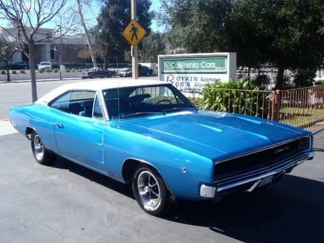 1968 dodge charger r t for sale in thousand oaks california classified. Black Bedroom Furniture Sets. Home Design Ideas
