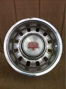 1968 factory Ford GT wheels - $350 Morganton