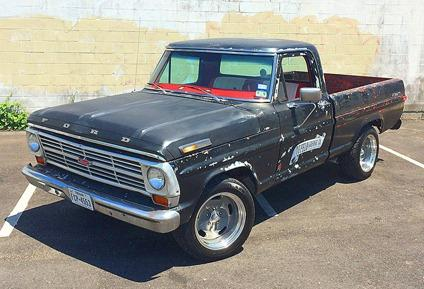 1968 ford f100 428 police interceptor motor for sale in houston texas classified. Black Bedroom Furniture Sets. Home Design Ideas