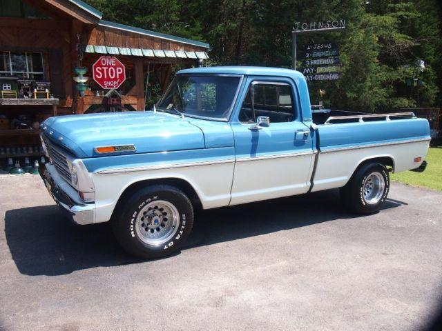 1968 ford f100 shortbed pickup truck for sale in concord virginia classified. Black Bedroom Furniture Sets. Home Design Ideas