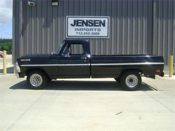 1968 ford f250 for sale in sioux city iowa classified. Black Bedroom Furniture Sets. Home Design Ideas