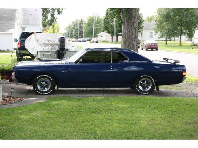 1968 Ford Fairlane 500 for sale in Benson, MN.