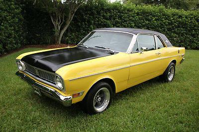 1968 ford falcon futura 4 7 make me an offer for sale in saint cloud florida. Black Bedroom Furniture Sets. Home Design Ideas