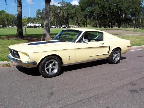 1968 ford mustang for sale in clearwater florida classified. Cars Review. Best American Auto & Cars Review