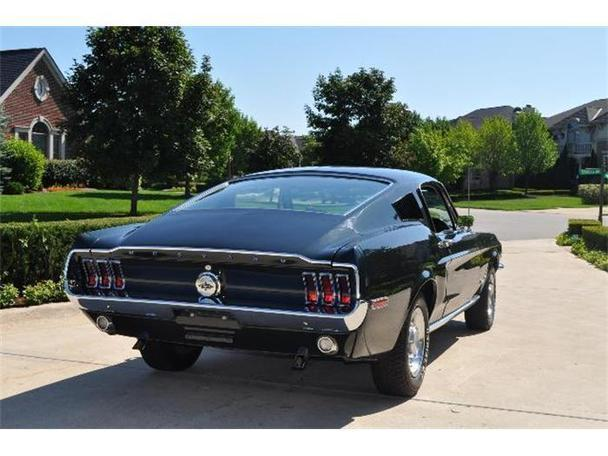 1968 ford mustang for sale in novi michigan classified. Black Bedroom Furniture Sets. Home Design Ideas