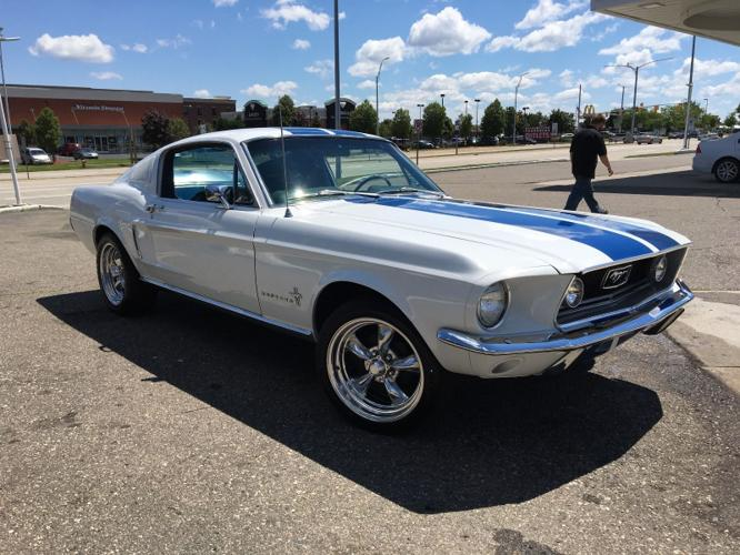 1968 Ford Mustang For Sale In Garland Texas Classified