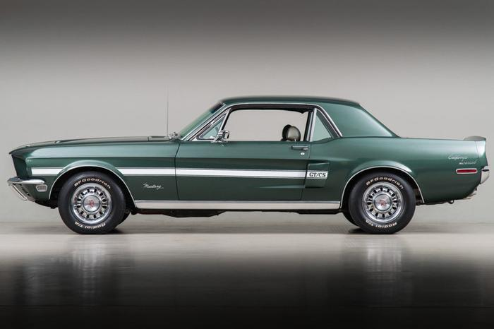 1968 Ford Mustang California Special P O R for Sale in Santa