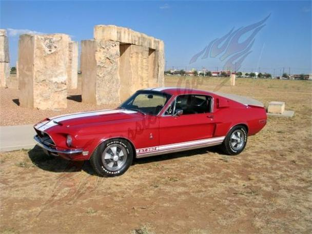 1968 ford mustang shelby gt 350 for sale in arlington texas classified. Black Bedroom Furniture Sets. Home Design Ideas