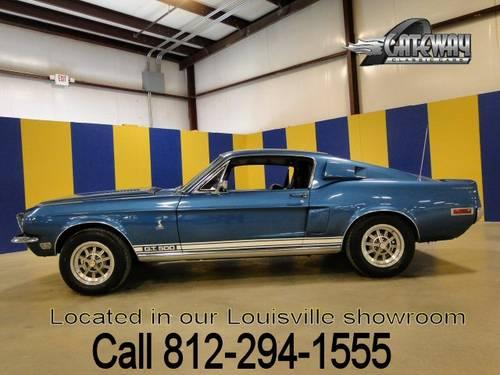 1968 Ford Mustang Shelby GT500 Clone