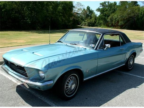1968 Ford Mustang for sale in Arlington, Texas