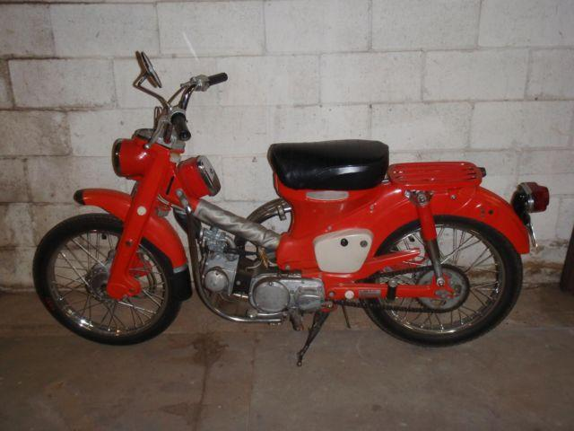1968 honda ct 90 street trail for sale in bucks bar california classified. Black Bedroom Furniture Sets. Home Design Ideas