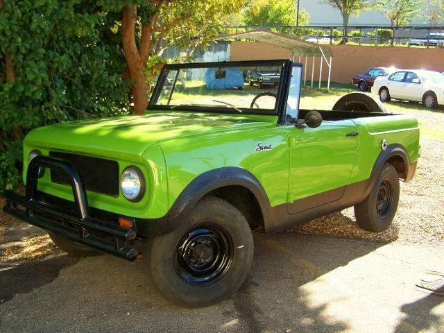 1968 International Scout 800 For Sale In Tallahassee Florida Classified Americanlisted Com