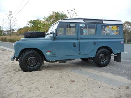 1968 Land Rover Defender For Sale In Greenville South