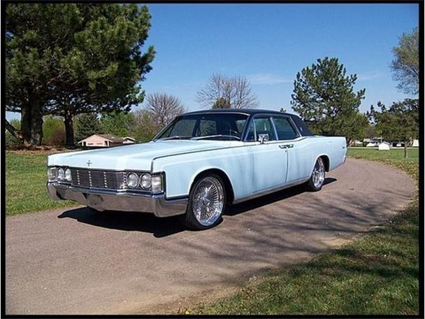 1968 Lincoln Continental For Sale In Hickory North