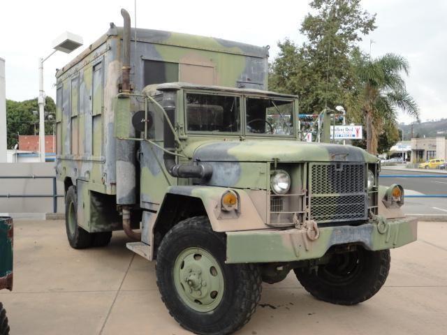 1968 M35A2 Military Vehicle 8 1 Cummins