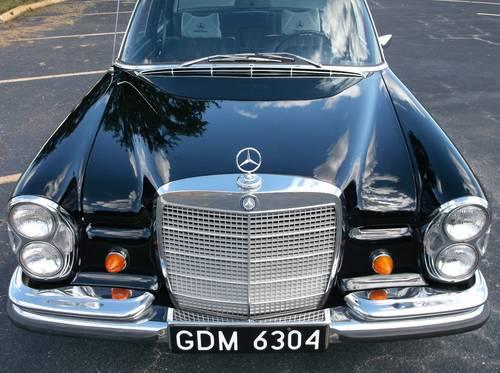 1968 Mercedes Benz 250S