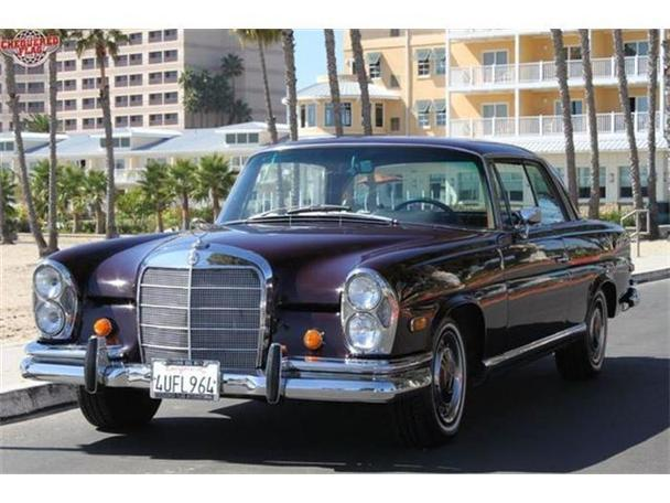 1968 mercedes benz 280 for sale in marina del rey for Mercedes benz marina del rey